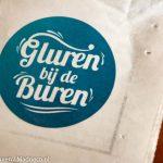 Gluren bij de Buren - 19-02-2017 in de Dr. Schaepmanstraat te Haarlem.